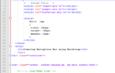 Creating Navigation Bar using Bootstrap